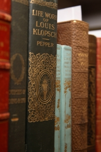 photo of Library books